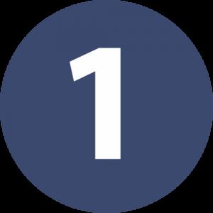 blue-circle-number-1